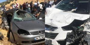 Trafik kazası:Bir ölü, 3 yaralı