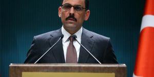 Presidential spokesman Kalın holds press statement after cabinet meeting
