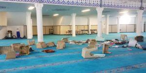 Diyarbakır'da Hazreti Ali Camii'ne çirkin saldırı