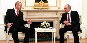President Erdoğan heads to Moscow