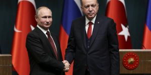 Erdogan û Putîn li ser telefonê hevdîtin kirin
