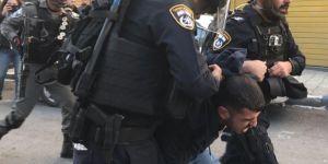 Baskınlarını artıran işgal rejimi bugün 23 Filistinliyi alıkoydu