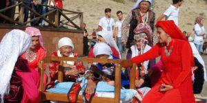 Ulupamir Kırgızlarının Beşik Toyu ilgi odağı oldu