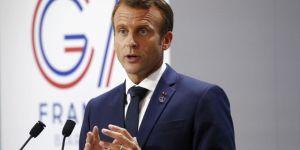 Macron: Ruhani ve Trump'ın görüşmesi kaçınılmaz olabilir