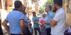 Cadde ve sokaklarda temizlik denetimleri arttırıldı
