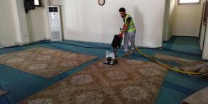 Temizliği yapılan Kur'an kursu yöneticisinden belediyeye teşekkür
