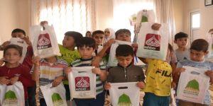 Viranşehir'de namaz eğitimi alan çocuklar ödüllendirildi