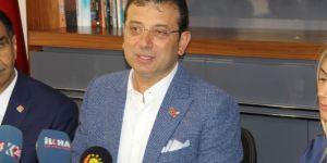 İmamoğlu görevden alınan HDP'li başkanlara sahip çıktı