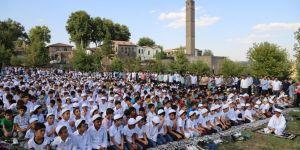 """Diyarbakır'da """"Hayat Namazla Güzeldir"""" etkinliği düzenlendi"""