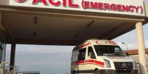 Çınar Beşpınar'da merdiven çöktü: 1'i bebek 5 yaralı