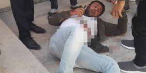Çınar'da silahlı kavga: 2 yaralı