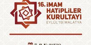 İmam hatipliler kurultayı Malatya'da düzenlenecek