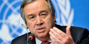 BM Genel Sekreteri Guterres'ten itidal çağrısı