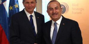 Slovenya ile ekonomik ilişkilerimizi ve karşılıklı yatırımlarımızı artıracağız