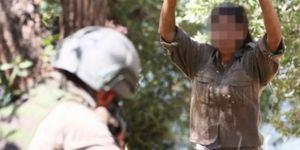 2 kadın PKK'li teslim oldu