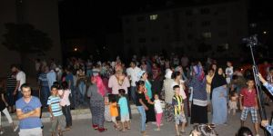 Diyarbakır'da TOKİ sakinleri yapılan zamları protesto etti