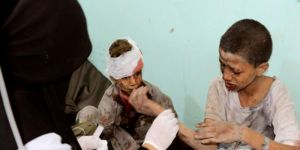 Suudilerin saldırısında binlerce çocuk şehid oldu