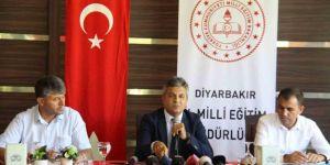 Diyarbakır'da zilsiz okul projesi pilot uygulaması hayata geçiyor