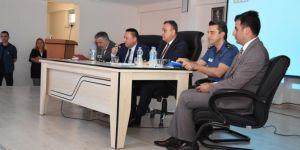 Diyarbakır'da eğitim güvenliği masaya yatırıldı