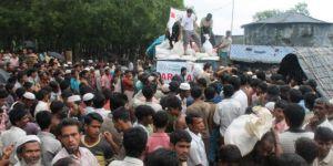 Arakanlılara yardım eden kuruluşlara Bangladeş'ten yasak