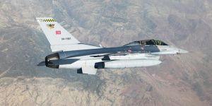 Hava harekâtında 4 PKK'li öldürüldü