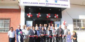 Mikrofinans Programı'nın 97. şubesi Midyat'ta açıldı