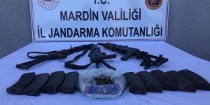 Ömerli'de 3 PKK'li öldürüldü