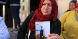 HDP Diyarbakır İl Başkanlığı önünde eylem yapan aile sayısı 18'e yükseldi