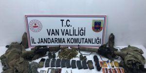 Van'da çatışma bir PKK'li öldürüldü