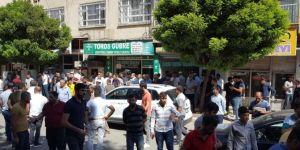 Bismil'de işyerine silahlı saldırı