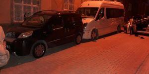 Elazığ'da alkollü sürücü kaza yaptı