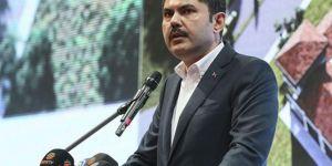 Bakan Kurum kentsel dönüşüm eylem planını açıkladı