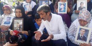 Çocukları dağa kaçırılan ailelerin eylemi 11. gününde