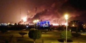 Suudi petrol devi Aramco'nun iki rafinerisine drone saldırısı