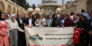 Kudüs, İslam'ındır ve İslam'ın kalacaktır