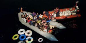 Muğla'da 33 düzensiz göçmen yakalandı