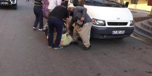 HDP İl Binasından çıkarılan battaniyeler dikkat çekti