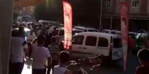 Diyarbakır Bağcılar'da taciz iddiası ortalığı karıştırdı: 3 yaralı