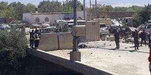 Afganistan Cumhurbaşkanının mitingine bombalı saldırı: Ölü ve yaralılar var