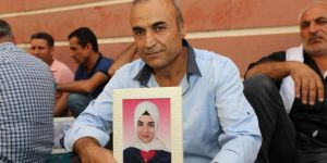 One more family joins sit-in protest in Diyarbakır