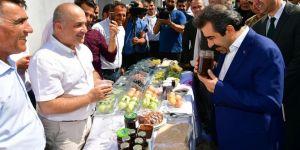 Organik tarım sertifika ücretini Büyükşehir Belediyesi karşılayacak