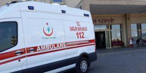 Motosikletli saldırganlar 2'si çocuk 7 kişiyi yaraladı