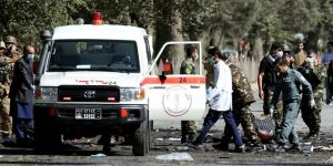 Blast kills 22 near Kabul's Green Zone