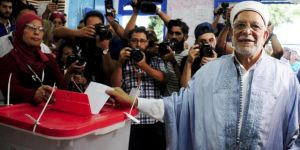Tunisia's presidential election left to second round