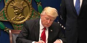 Trump'tan İran'a yönelik yaptırımları arttırma talimatı