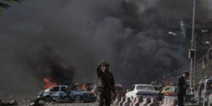 Afganistan'da hastaneye bombalı araçla saldırı: En az 20 ölü