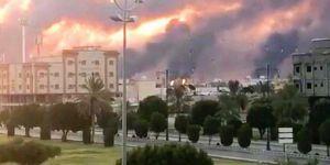 Saudi Arabia blames Iran for drone attacks