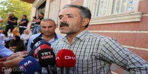 Bir baba daha evlat nöbetinde: Çocuğumu HDP'den istiyorum