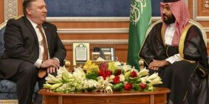 US Secretary of State Pompeo: We stand with Saudi Arabia