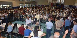 Şırnak'ta 426 konut hak sahiplerine verildi